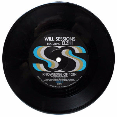 "Knowledge of 12th b/w Instrumental (New 7"")"