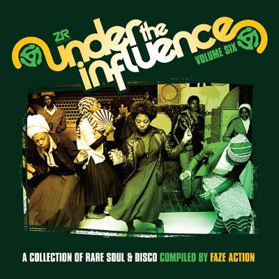 Under the Influence Volume Six: A Collection of Rare Soul and Disco (New 2LP)