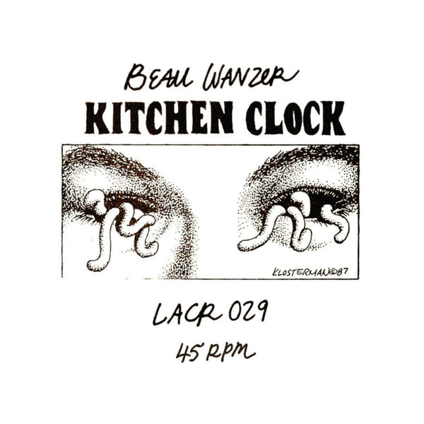"Kitchen Clock EP (New 12"")"