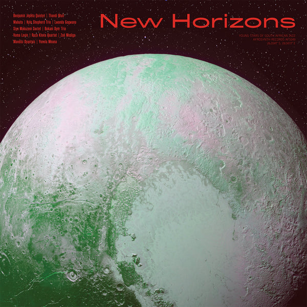 New Horizons (New 2LP)