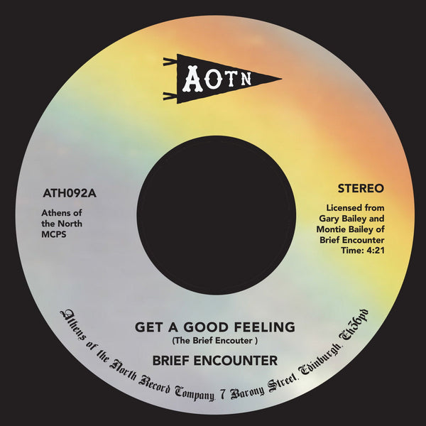 "Get a Good Feeling (New 7"")"