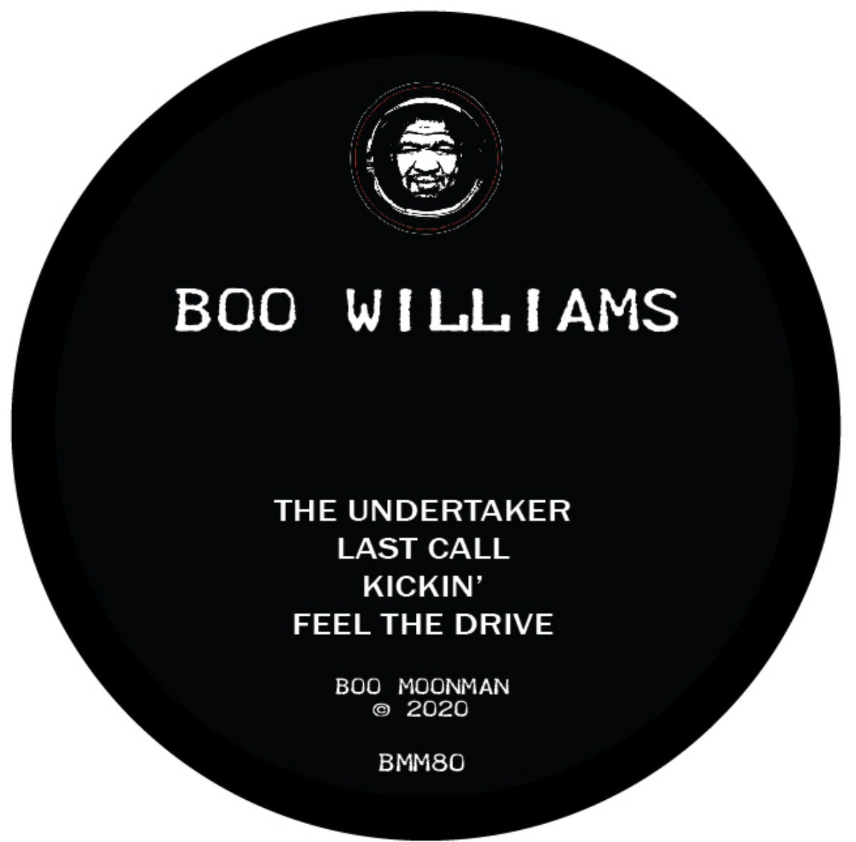 "The Undertaker (New 12"")"