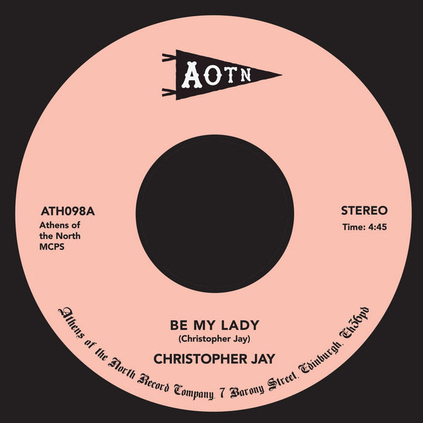 "Be My Lady (New 7"")"