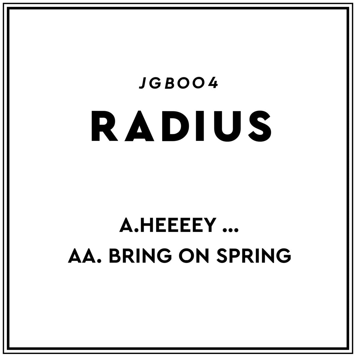 "HEEEY ... / BRING ON SPRING (New 7"")"