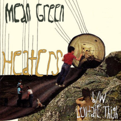 "Mean Green (New 7"")"