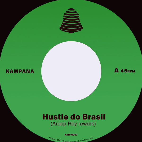 "Hustle do Brasil (New 7"")"