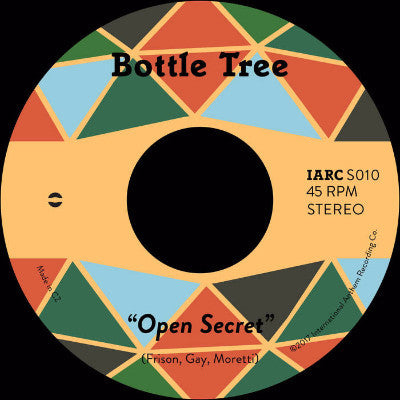 "Open Secret (New 7"")"