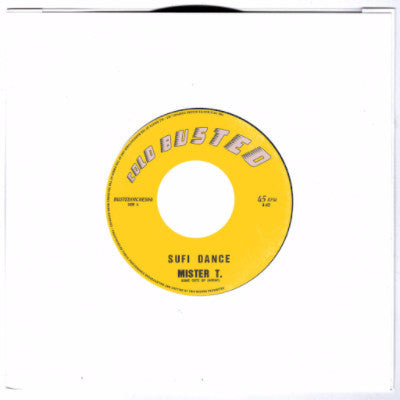"Sufi Dance (New 7"")"