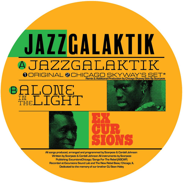"Jazzgalaktik (New 12"")"