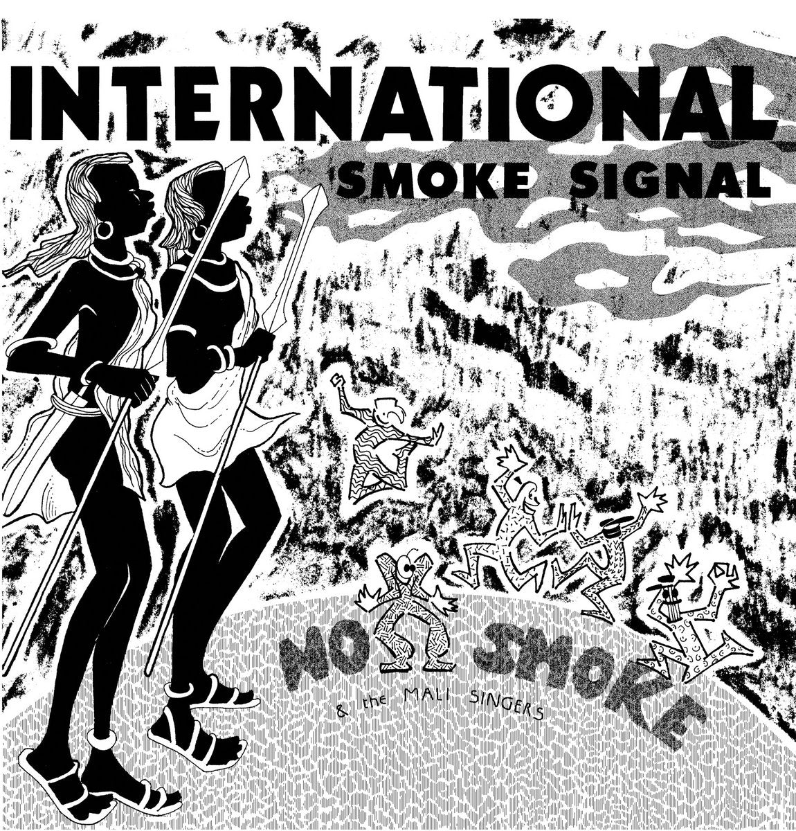 "International Smoke Signal (New 2 x 12"")"