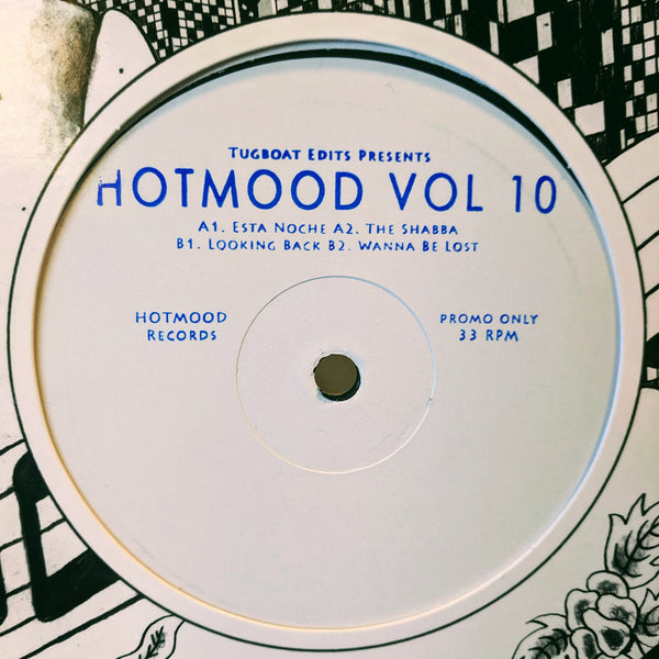 "Hotmood Volume 10 (New 12"")"