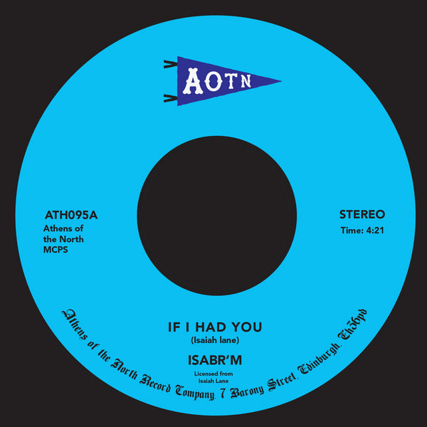 "If I Had You (New 7"")"