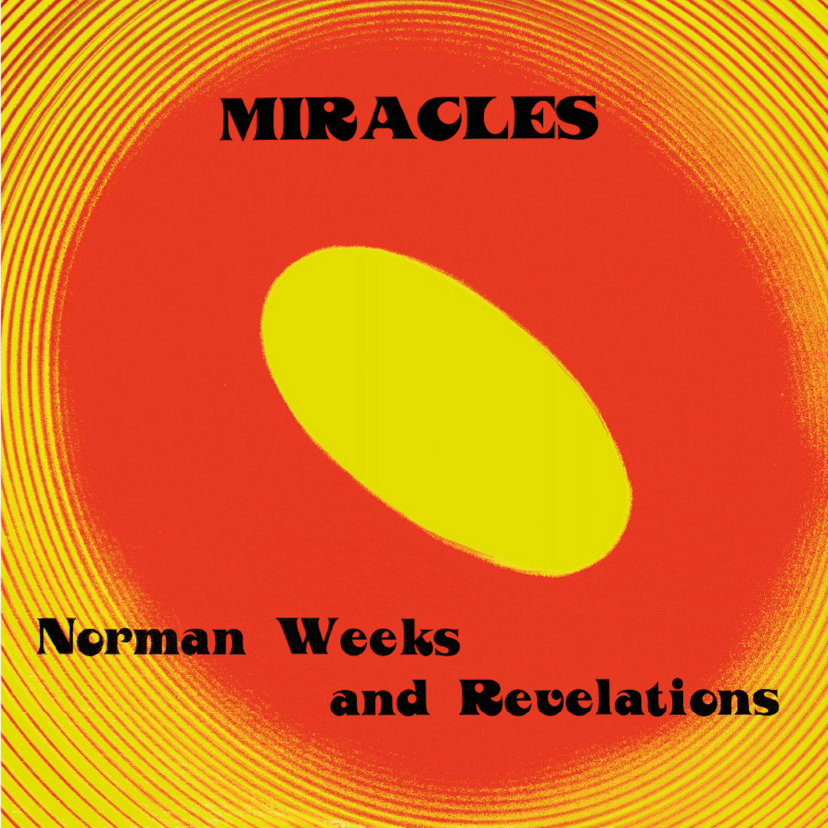 Miracles (New LP)