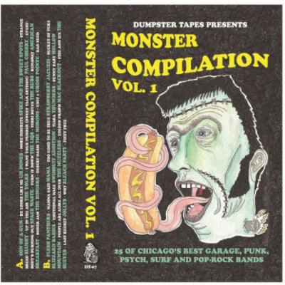 Monster Compilation Vol.1 (New  CS)