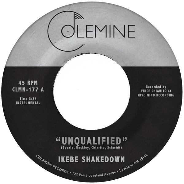 "Unqualified (New 7"")"