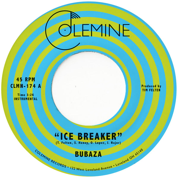 "Ice Breaker (New 7"")"