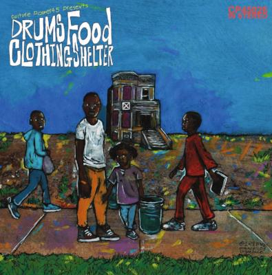 Drums: Food Clothing Shelter (New LP)