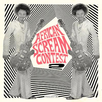 African Scream Vol. 2 (New 2LP)