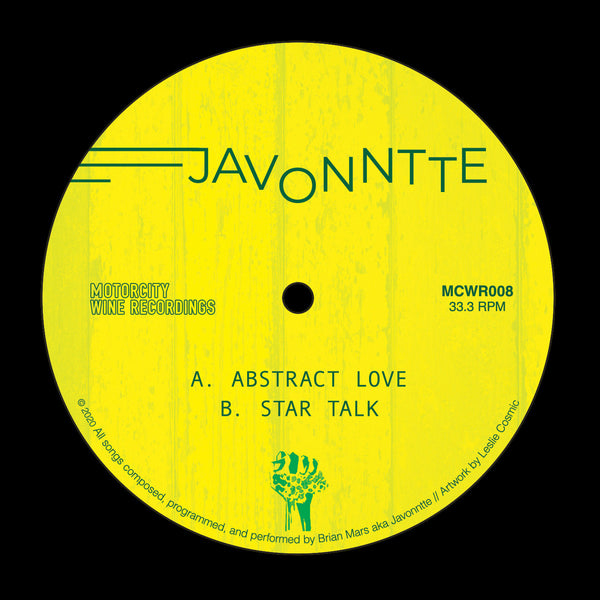 "Abstract Love / Star Talk (New 7"")"