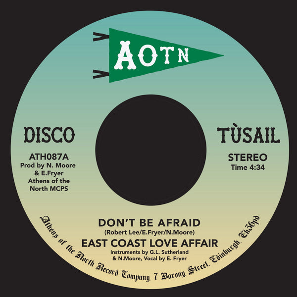 "Don't Be Afraid (New 7"")"