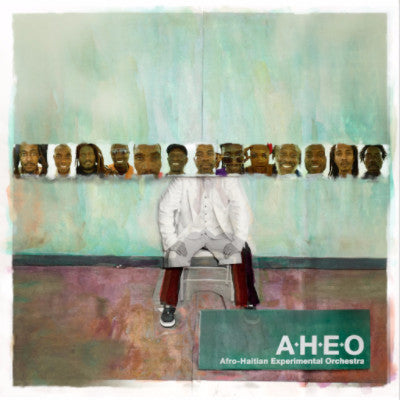 Afro-Haitian Experimental Orchestra (New LP + Download)