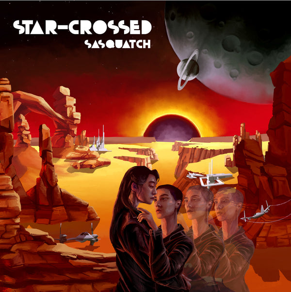 "Star-Crossed (New 12"")"
