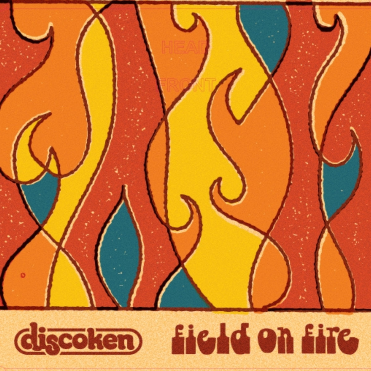 "Discoken - Field On Fire/Up To the Middle (New 7"")"