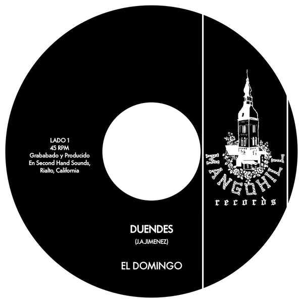 "Duendes b/w Isidro Y Justa (New 7"") *PREORDER*"