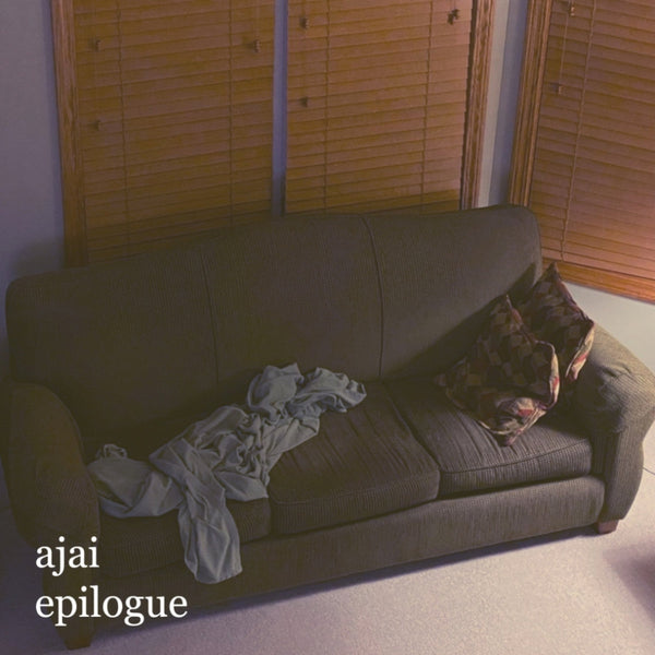 "ajai epilogue (New 7"")"