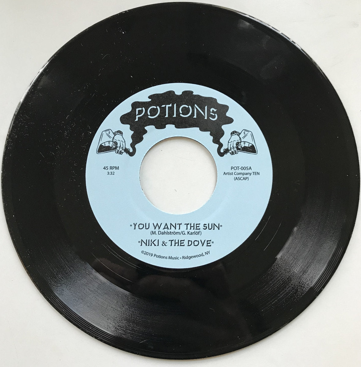 "You Want The Sun / So Much It Hurts (New 7"")"