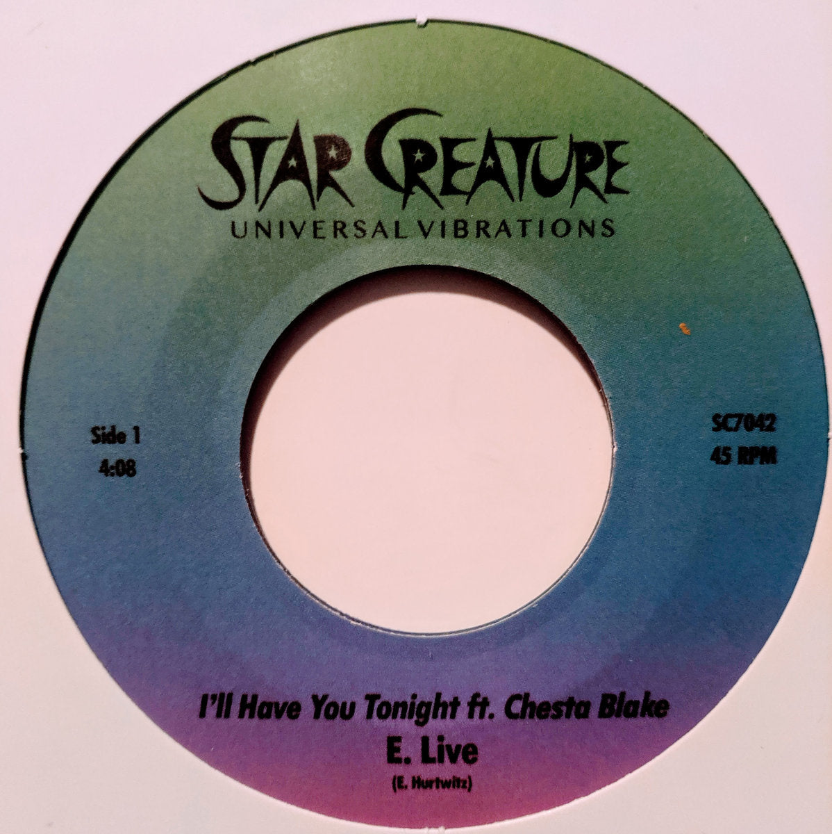 "I'll Have You Tonight / Funktown Nights (New 7"")"