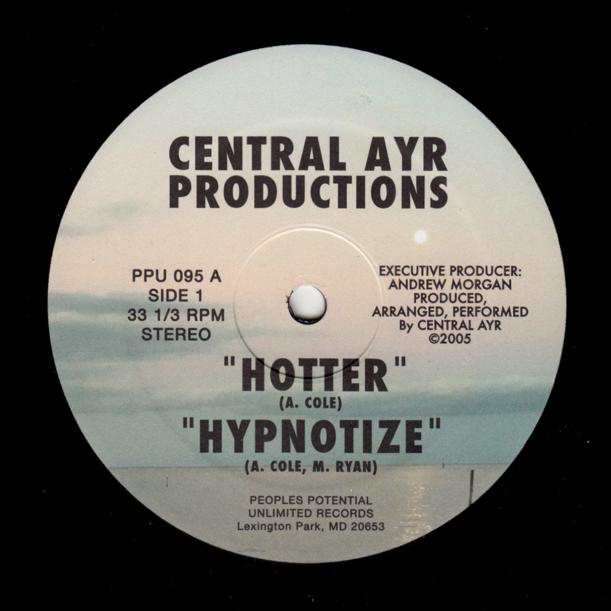 "Hotter / Hypnotize / We Came To Party (New 12"")"