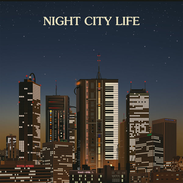 Night City Life (New 2LP)