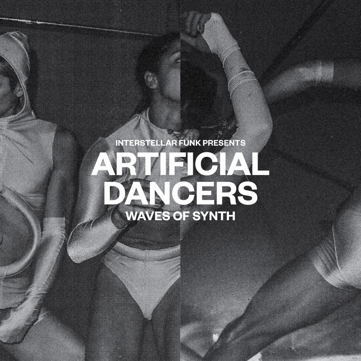 "Artificial Dancers - Waves Of Synth (New 2 x 12"")"