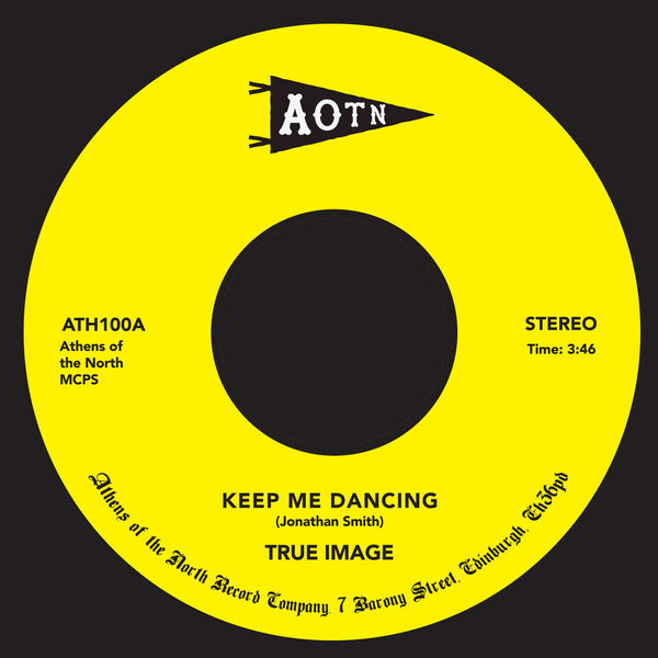 "Keep Me Dancing (New 7"")"