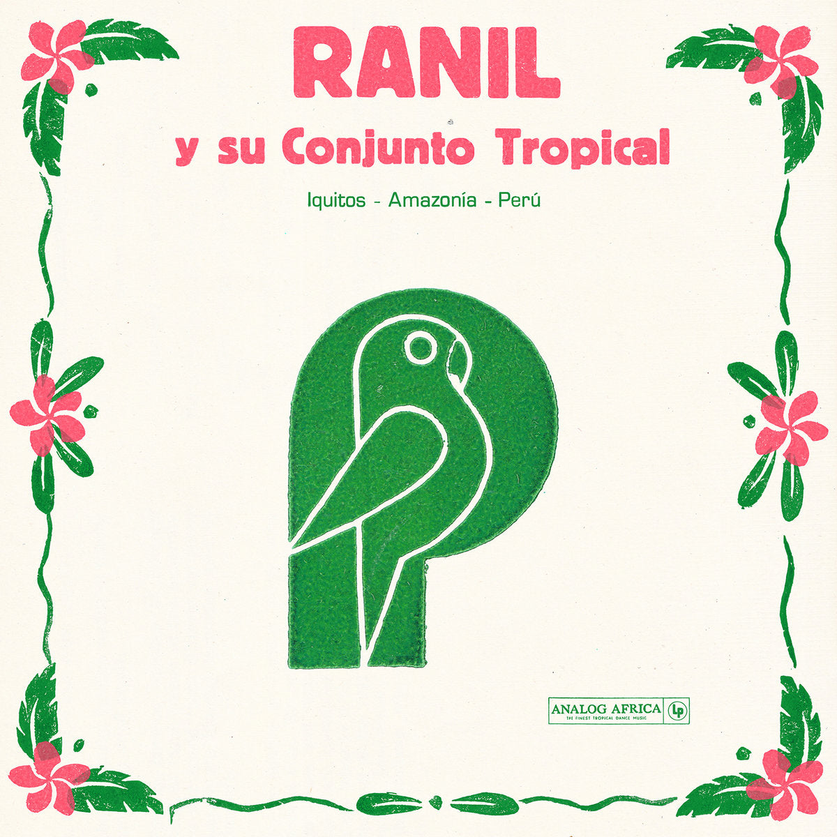 Ranil y su Conjunto Tropical (Limited Dance Edition) (New LP)