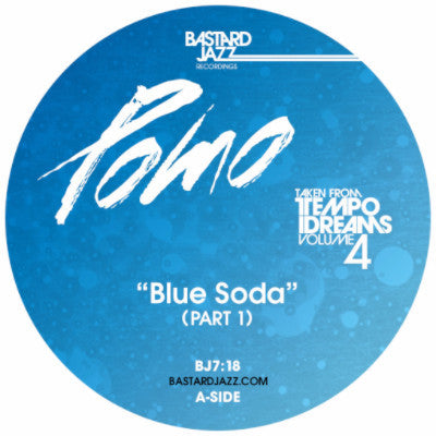 "Blue Soda (Part 1 & 2) (New 7"")"