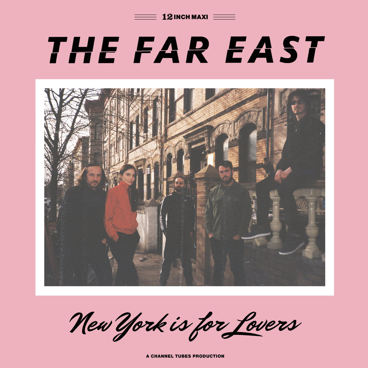 "New York Is For Lovers (New 12"" Maxi)"