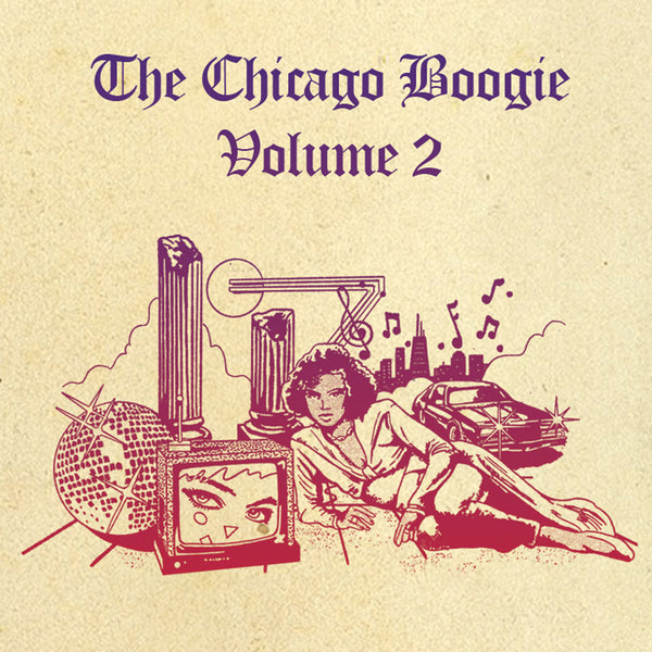 The Chicago Boogie Volume 2 Mixtape (New CS)