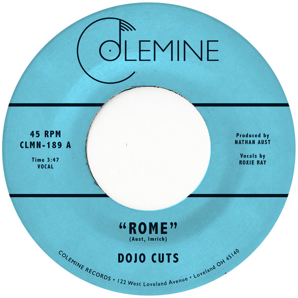 "Rome / Falling In Love Again (New 7"")"