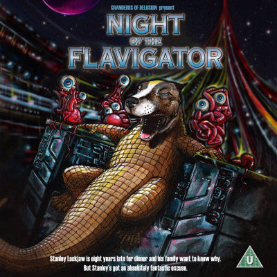 "Night Of The Flavigator (New 12"")"