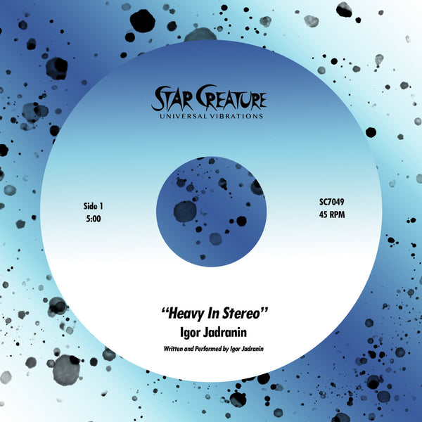"Heavy In Stereo b/w No Skip The Beat (New 7"")"