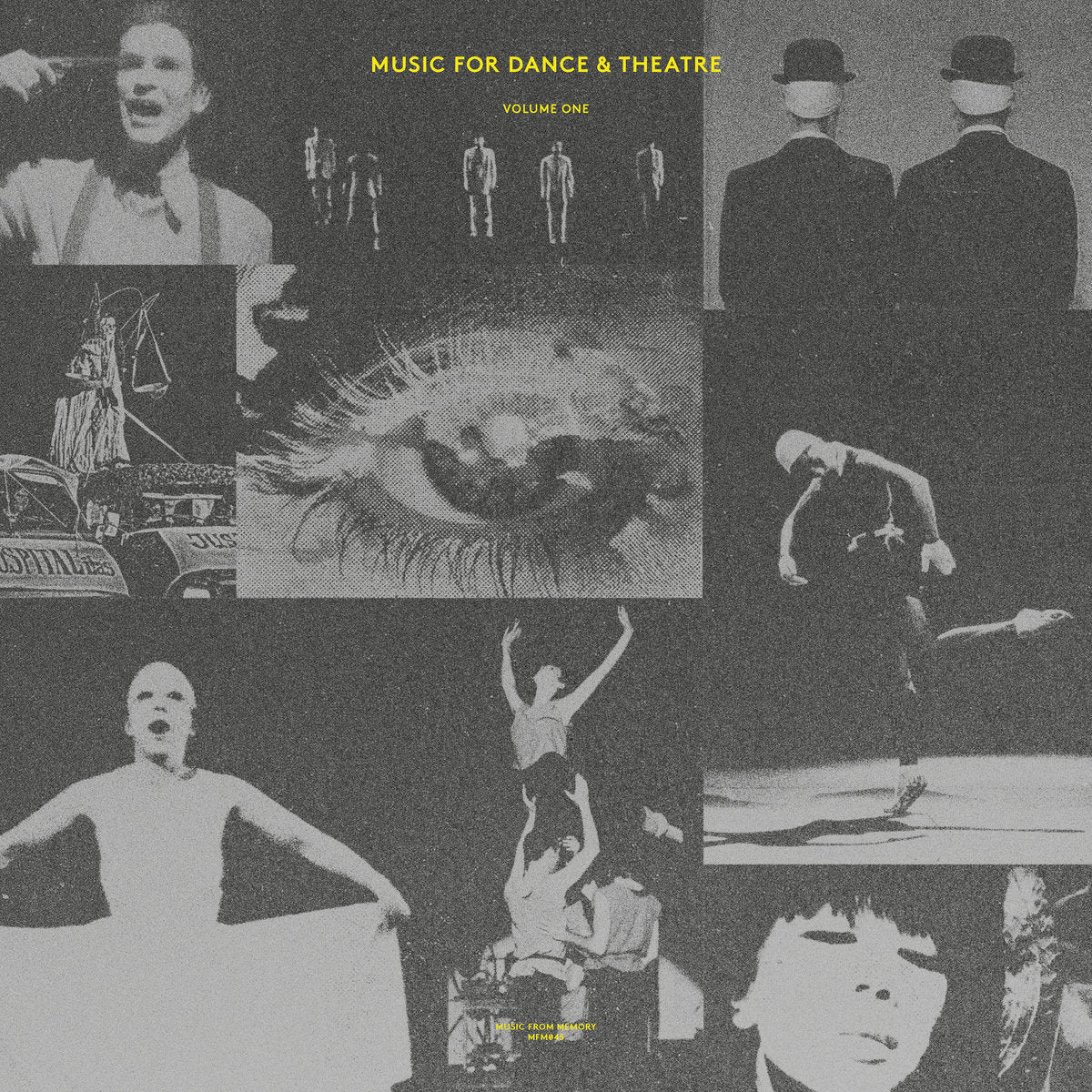 "Music For Dance & Theatre - Volume One (New 12"")"