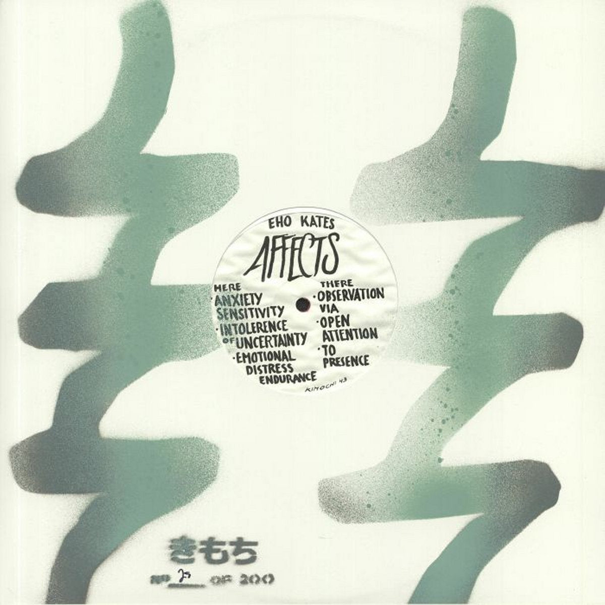 "Affects (New 12"")"