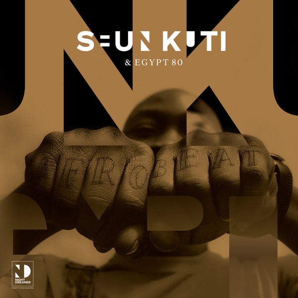 Seun Kuti & Egypt 80 Night Dreamer Direct-To-Disc Sessions (New LP)