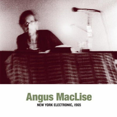 New York Electronic, 1965 (New LP)