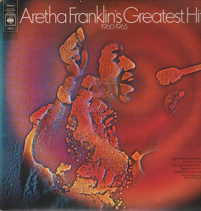 Aretha Franklin's Greatest Hits 1960-1965 (Used LP)