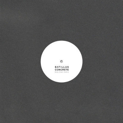"Batillus Concrete (Andy Stott Remix) (New 12"")"