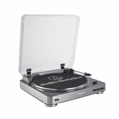Fully Automatic Belt-Drive Stereo Turntable (AT-LP60)
