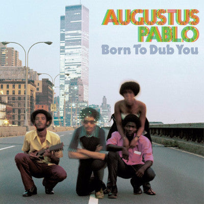 Born To Dub You (New LP)